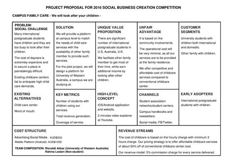 Campus Family Care   Social Business Creation