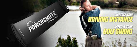 powerchute golf swing trainer powerchute golf training aid increase club head speed