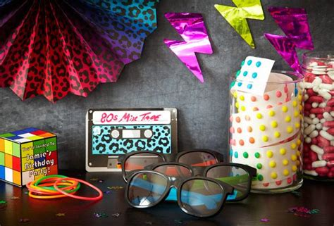 Onda Exclusive Sb04 Shower Bar birthday ideas 80s themed p g everyday p g everyday