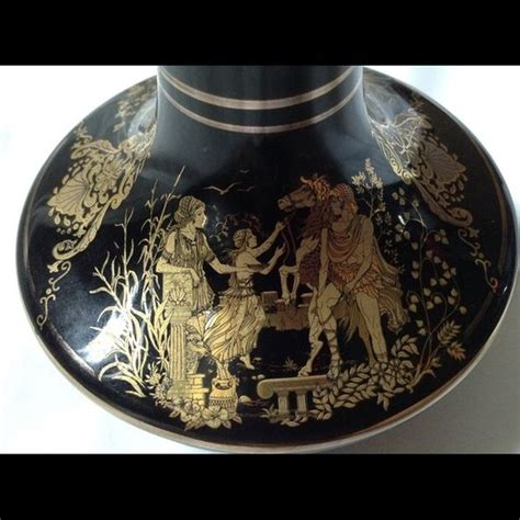 Handmade In Greece - d other and gold on
