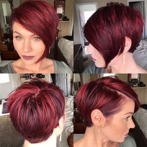 cutting hair to grow out layers 25 best ideas about pixie cut color on pinterest pixie