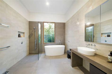 badezimmer fliesen sandfarben modern b 228 der bilder 30 moderne badgestaltungen und ideen