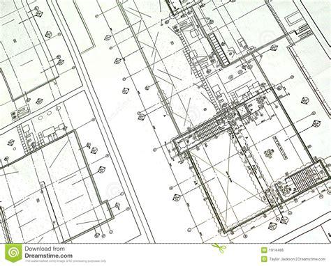 design a blueprint printed blueprint royalty free stock image image 1914466