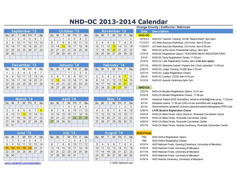 national day national days of recognition calendar 2013 just b cause