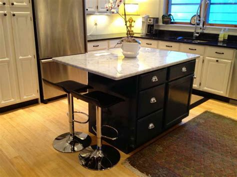 home design beautiful black kitchen island table ikea