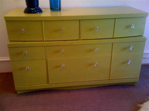 drawer dresser mid century  vintage bedrooms