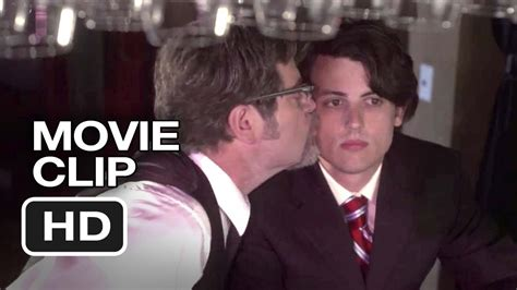 nick offerman out there somebody up there likes me movie clip kiss 2013 nick
