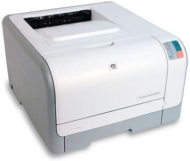 Tinta Printer Hp Cp1215 Hp Color Laserjet Cp1215 Printer Reconditioned
