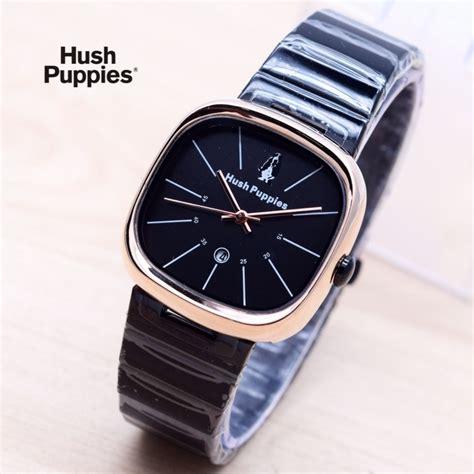 Jam Tangan Wanita Hush Puppies Set jam tangan hush puppies fashion wnita tali rantai