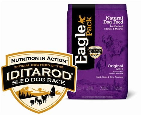 eagle pack food eagle pack 174 pet food sponsors the last great race on earth 174