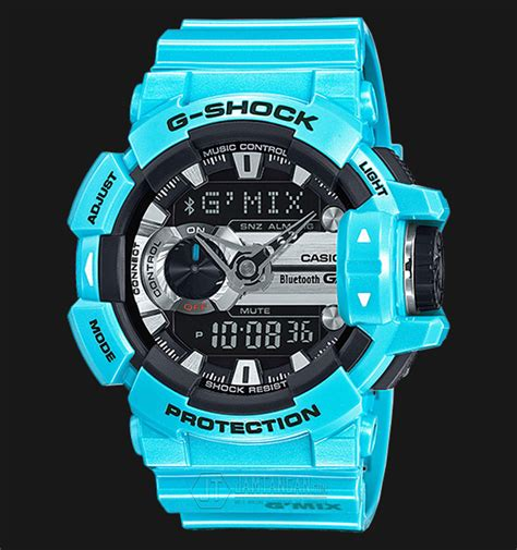 Jam Tangan Armani Exchange Malaysia casio g shock gba 400 2cdr gmix bluetooth smart resin band jamtangan