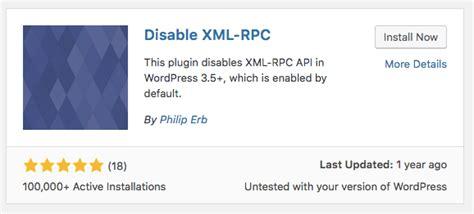 xml rpc tutorial php 191 qu 233 es xmlrpc php en wordpress y por qu 233 deber 237 a