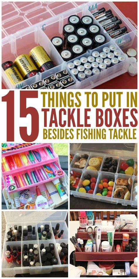 Design My Garage 25 unique fishing tackle box ideas on pinterest fishing