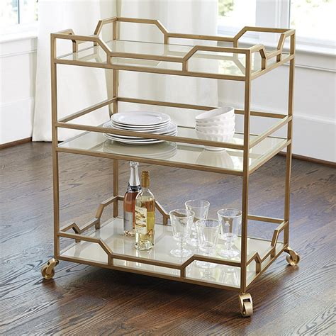 bar carts jules bar cart ballard designs