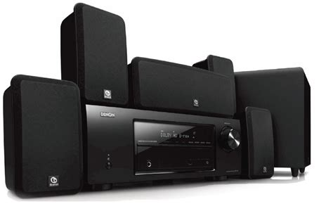 Home Theater System by Denon Dht 1513ba Home Theater System Product
