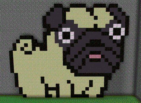 pugs in minecraft minecraft pixel car interior design