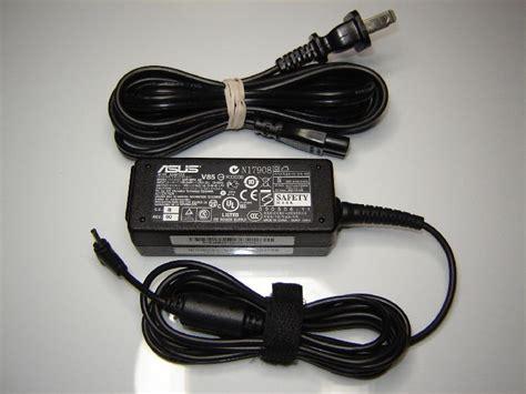 Adaptor Asus 19v 2 1a Original original oem asus adp 40ph ab 19v 2 1a 40 watt netbook ac