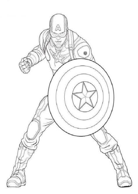 Imagenes Para Colorear Vengadores | los vengadores dibujos para colorear