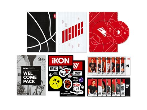 Ikon Album Welcome Back ikon album quot welcome back quot entry if world design guide