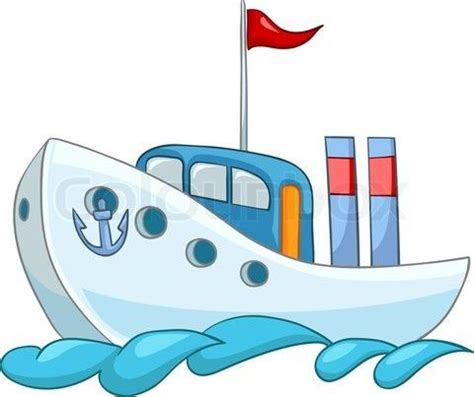 cartoon boat images cartoon boats and ships boat cruise cartoon image search