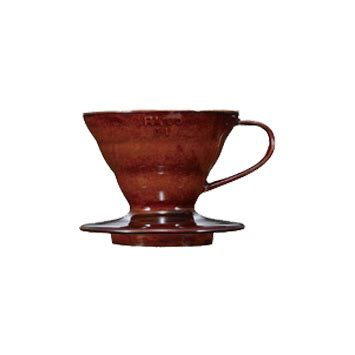 Tiamo Dripper V60 Ceramic 01 Gelas Pour Keramik Hg5543br Brown hario v60 ceramic coffee dripper brown 01 vdc 01cbr
