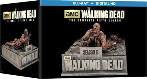 The Walking Dead The Complete 3rd Season Dvd New Sealed the walking dead dvd news press release for the complete