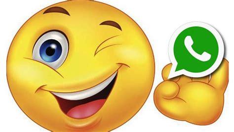 imagenes whatsapp emoticones whatsapp cambi 243 y estos ser 225 n sus nuevos emoticones fotos