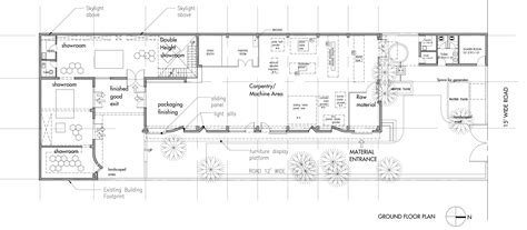 layout plan of factory wrap art design factory design bureau matter