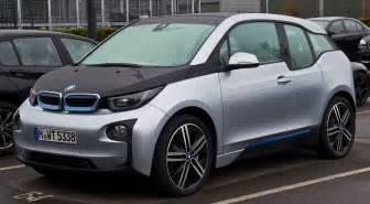 Bmw Electric Cars Wiki Bmw I3 Just Boosted Its Battery Capacity For 2017 Model