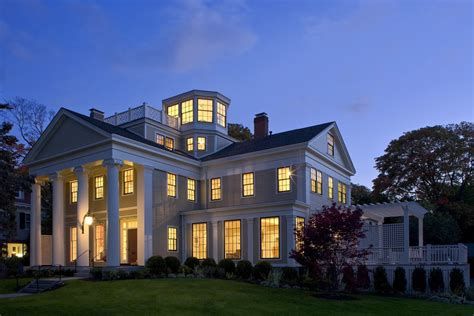 Greek Revival House Plans greek revival house plans exterior traditional with lap