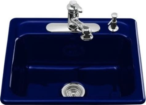 kohler k 5964 4 30 mayfield self kitchen sink with