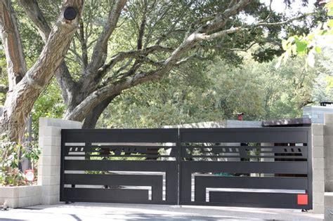 modern driveway gates modern driveway gates portones metalicos