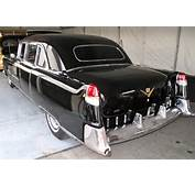 Chance Encounter With Elvis Presley's First Cadillac Limousine