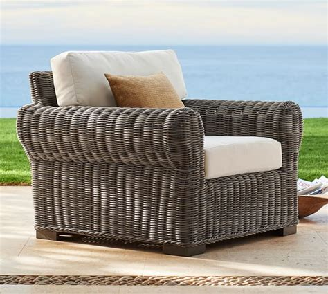 pottery barn wicker chair and pottery barn outdoor furniture sale save 30 on chaise