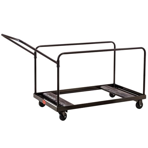 Table Dollies by National Seating Dy 60r Folding Table Dolly