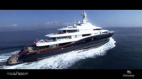 yacht nirvana nirvana 89m oceanco mega yacht 1080 hd youtube