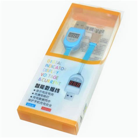 Micro Usb Cable With Lcd Current Display For Android Diskon Micro Usb Cable With Lcd Current Display For Android