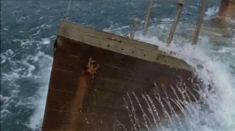 titanic film water tank the model maker who worked for hollywood