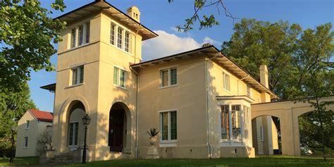 blandwood mansion greensboro convention  visitors bureau