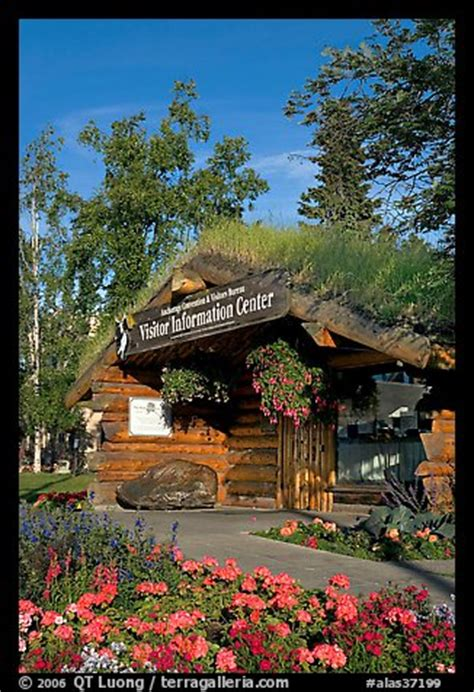 Anchorage Cabins by Picture Photo Log Cabin Visitor Center Anchorage Alaska