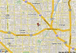 california map garden grove garden inn anaheim garden grove garden grove deals