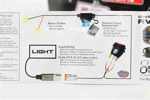 how to installing led light bar package medium duty work truck info
