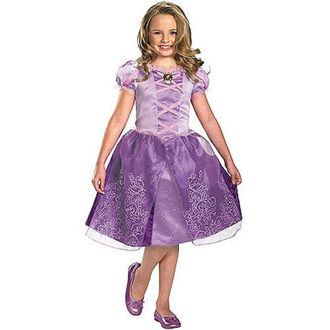 tangled rapunzel classic child halloween costume walmart com