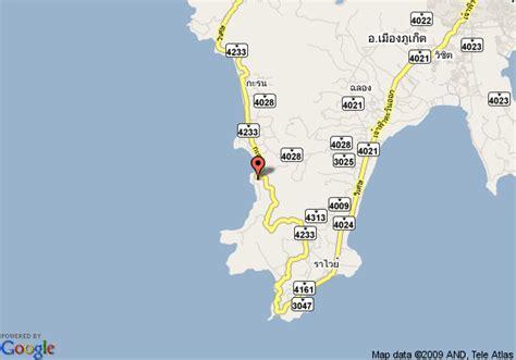 banthai resort map map of banthai resort spa phuket