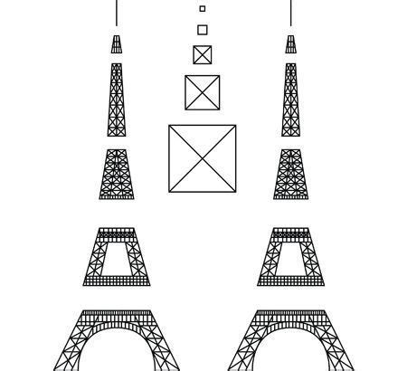 Best 25 Eiffel Tower Cake Ideas On Pinterest Paris Cakes Paris Birthday Cakes And Paris Eiffel Tower Cake Template