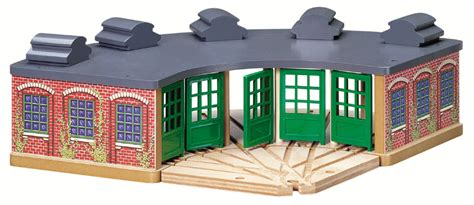 The Tank Engine Sheds wooden railway the engine shed buildings destinations