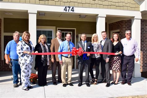 tennessee housing development agency peaks of tazewell grand opening and ribbon cutting ceremony jes holdings llc