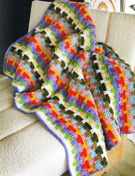 pattern for scrap yarn afghan scrap afghan crochet pattern crochet kingdom