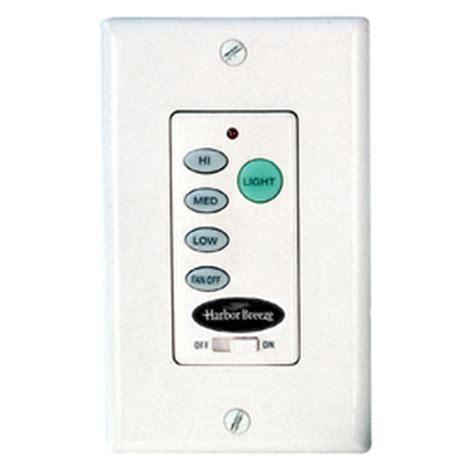 Fan Light Combo Switch by Shop Harbor 3 Speed Fan At Lowes