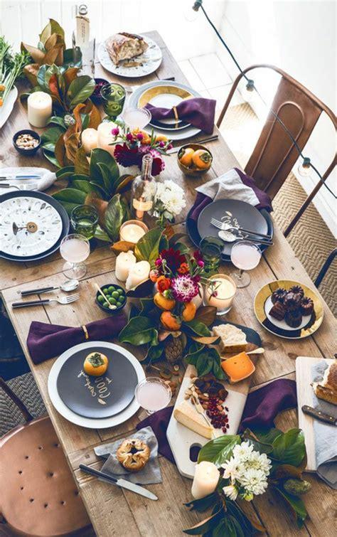 Ideen Tischdekoration Geburtstag by 40 Leichte Schnelle Und G 252 Nstige Tischdekoration Ideen